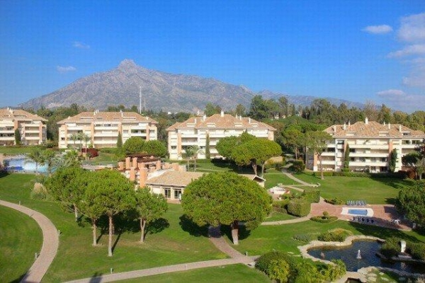 Sold: 3 Bedroom3, Bathroom Penthouse in La Trinidad, Marbella Golden Mile